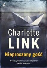 Nieproszony gosc, Charlotte Link,  polish book, polska ksiazka