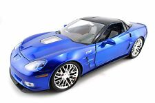 1/18 Jada Blue 2009 Corvette ZR1 Item 96363