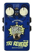 "BIYANG'S ""BABY BOOM"" RV-10 TRI-REVERB Stereo Reverb Guitar Effects Pedal"