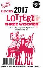 2017 Lucky Lottery Almanac - Dream Book - Lottery Book