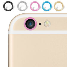 """5pcs Metal Camera Lens Protect Circle Case Cover Ring For iPhone 6 Plus 5.5"""""""