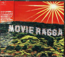 Movie Ragga - Japan CD - NEW Lukie D,Kiprich,Fiona,Leba