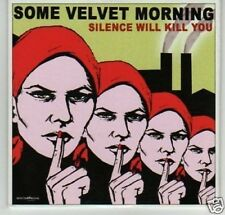 (G128) Some Velvet Morning, Silence Will Kill You DJ CD