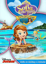 Sofia the First: The Floating Palace (DVD, 2014) Disney