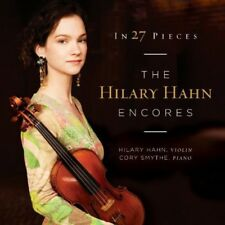 Hilary Hahn - In 27 Pieces: The Hilary Hahn Encores [New CD] Brilliant Box