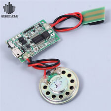 DC 5V Recordable Talking Music Sound Chip Module For Greeting Card/Postcard/Toys