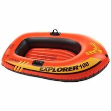 INTEX EXPLORER 100 INFLATABLE BOAT FOR 1 PERSON