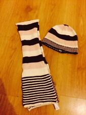 Girls Hat & Scarf Set From Debenhams  1-2 Years
