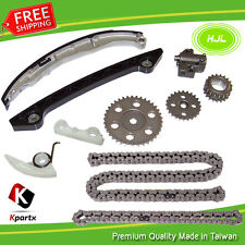 Fit Ford Escape Focus Mercury Mariner 2.3L Replacement Timing Chain Kit w/Gears