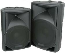 QTX 178.565 500 Watt QS Series Active Moulded Speaker Cabinet Monitor Speaker