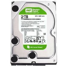 NEW Western Digital Caviar Green WD20EARX HDD 2TB w/ 64MB Cache 6Gb/s 5400rpm