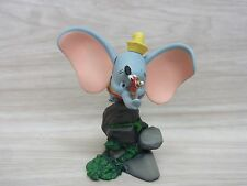 Dumbo Figure  3.5 inches Cinemagic  Disney  Yujin  Japan (XUY11