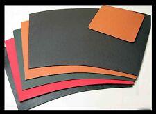 Schreibtisch NEU Schreibunterlage + Mousepad LEDER alle EINZELN angefertigt Erg*
