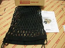 BLACK NET CARGO TAILGATE FOR NEW TOYOTA FORTUNER 2011-2013 GENUINE PARTS