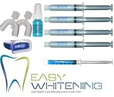 KIT 40CC+LIGHT+SPRAY ACTIVATOR+REMINERALIZATION-TEETH WHITENING 0% PEROXIDE GEL