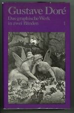 """Gustave Dor': Das graphische Werk in zwei B""""nden, Band 1 by Gabriele Forberg- Hi"""