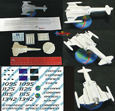 1/1200 scale Strategic Space Command Sword Class Cutter