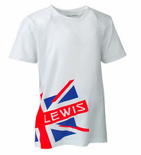 Official Vodafone McLaren Mercedes Leiws Hamilton Kids T-Shirt (M) Medium