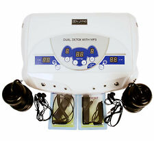 Professional Dual Ionic Foot Detox Bath & Spa Chi Cleanse Machine 2016 Model