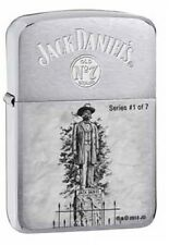 Zippo Feuerzeug Jack Daniels Series 1 of 7 Limited Edition xxxx/7777