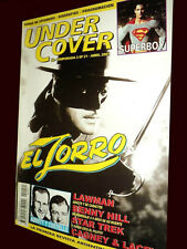 EL ZORRO  Magazine Argentina  UNDER COVER