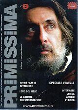 Primissima.Al Pacino,Michele Placido,Guido Chiesa,Gianni Amelio,Starsky & Hutch