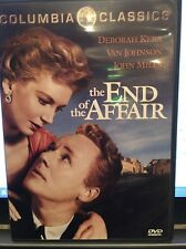The End of the Affair: DVD:   MINT !!   SCENE SEL.GUIDE !!   PLAYS ON SIDE A & B