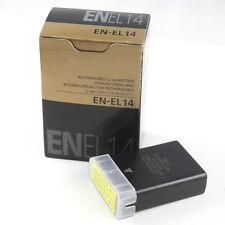 EN-EL14 Digital Camera Battery For Nikon D5200 D3100 D3200 D5100 P7000 P7100