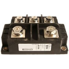 New MDS300A 3-Phase Diode Bridge Rectifier 300A Amp Power 1600V