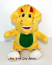 "Barney Plush BJ Singing ""I Love You"" Song 13 inches"