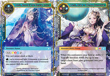 Force of Will TCG  x 1 Lumia, Sealed in the Frozen Casket // Lumia, Saint of Wor