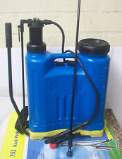4 Gallon Lawn and Garden Backpack Sprayer Weed Hand Pump Killer Pesticide New