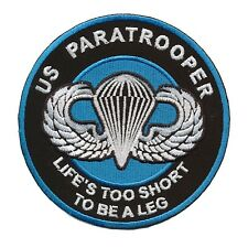 US Paratrooper - Airborne - US Ranger - Airborne Ranger - Special Forces - ODA