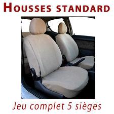 Housses de voitures standards - Compatibles Airbags - TUA AB