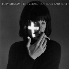 Church Of Rock & Roll - Foxy Shazam (2012, CD NUOVO)