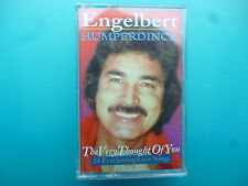 "ENGELBERT HUMPERDINCK  "" 24 EVERLASTING LOVE SONGS ""  CASSETTE"