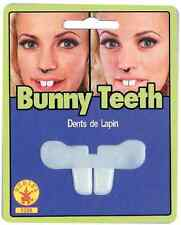 Bunny Teeth Easter Rabbit Animal White Fancy Dress Halloween Costume Accessory