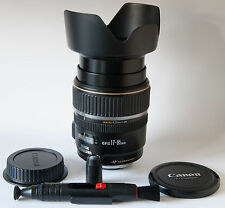Canon EF-S 17-85 mm F/4-5.6 IS USM Lens Bundle (5169)