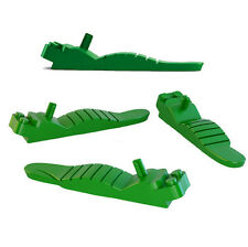 Lot of 4 Green Removal Tool for LEGO Brick Separator  Axle Pin Disconnect