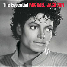 The Essential Michael Jackson by Michael Jackson (CD, Jul-2005, 2 Discs, Epic/L…