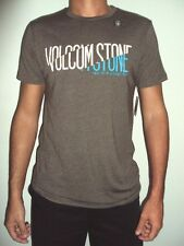 NEW VOLCOM SURF MEN SLIDE ANGLER TEE T SHIRTS M MEDIUM JJ46