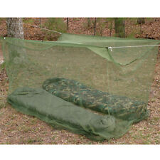 Snugpak Double Mosquito, Insect, Bug Net for Camping & Cots in Olive/OD Green