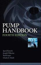 Pump Handbook, , Heald, Charles, Cooper, Paul, Messina, Joseph, Karassik, Igor,