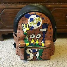 Mcm Backpack Large, Limited Edition
