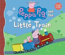 Peppa Pig and the Little Train  by Candlewick Press(Hardcover)