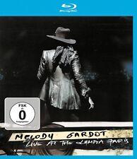 MELODY GARDOT - LIVE AT THE OLYMPIA PARIS EAGLE ROCK  BLU-RAY NEU