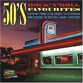 50's Rock 'n' Roll Favourites, Various Artists, Good CD