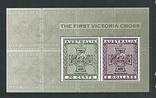 2015 The First Victoria Cross  Mini Sheet Complete MUH From Post Office MNH
