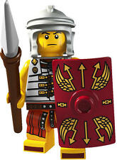 LEGO #8827 Mini figure Series 6 ROMAN SOLDIER