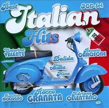 Best Italian Hits: 50 Hits from the 50s & 60s [Box] by Various Artists (CD,...